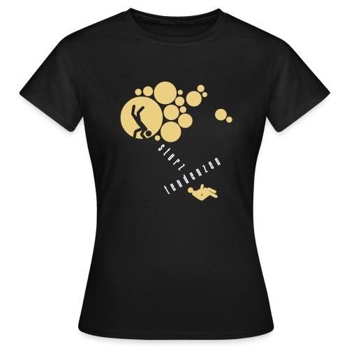 Sturztendenzen - Frauen T-Shirt
