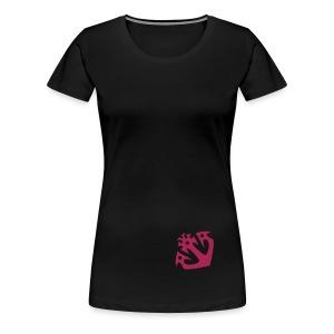 Anker T-Shirt - Frauen Premium T-Shirt