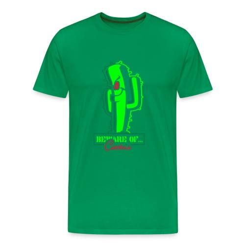 Cactus - T-shirt Premium Homme