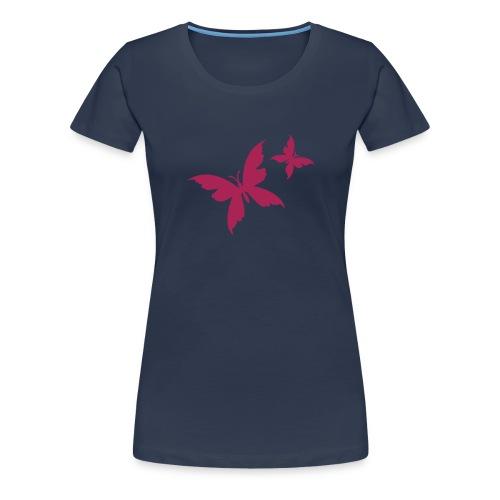 Vrouwen Premium T-shirt - redie vredie