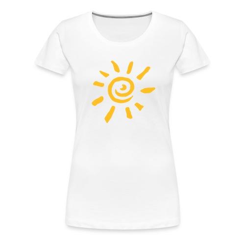 Sunshine shirt - Women's Premium T-Shirt