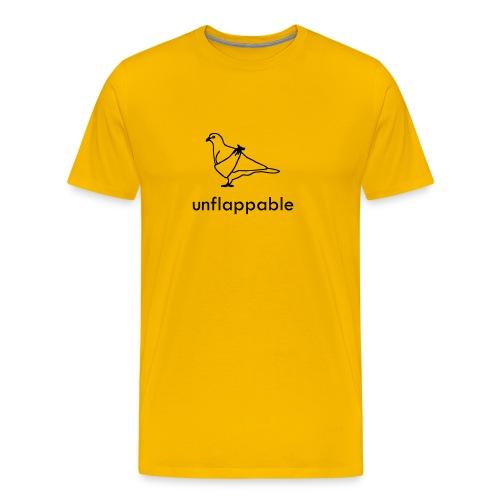 Unflappable Comfort Tee - Men's Premium T-Shirt