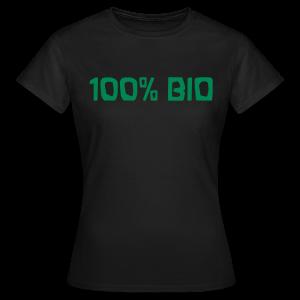 100% BIO - Frauen T-Shirt