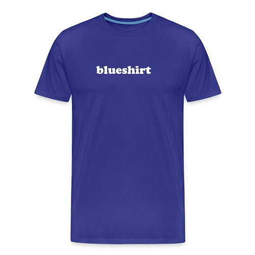 Blueshirt - Men's Premium T-Shirt