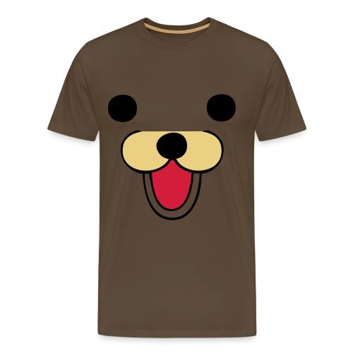 Pedobear - Men's Premium T-Shirt