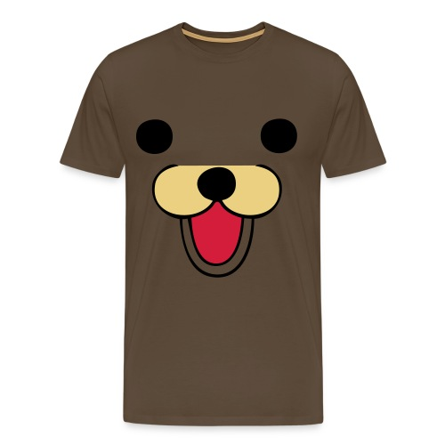 Pedobear - Men's Premium T-Shirt