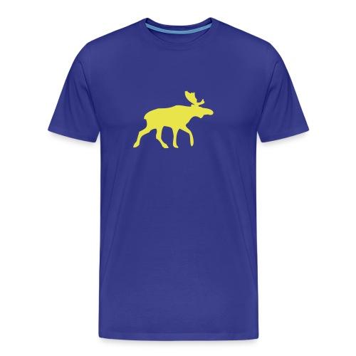 Elch (Comfort T) - Männer Premium T-Shirt