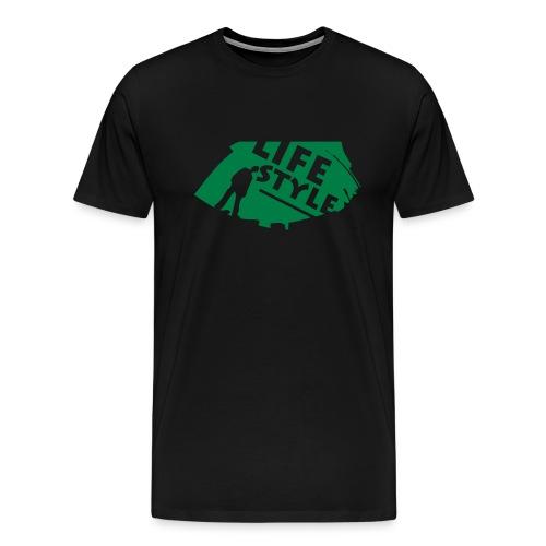 Gangster T-Shirt - Männer Premium T-Shirt
