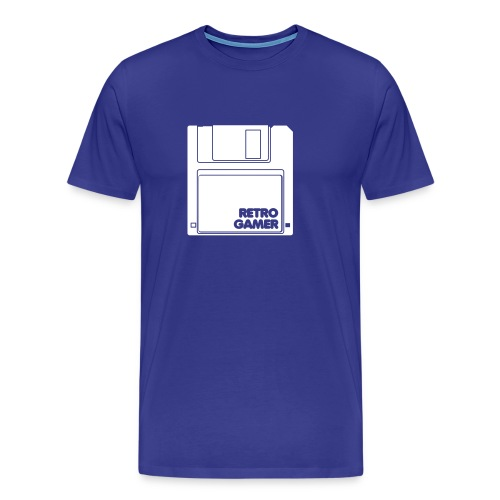Retro Gamer - Men's Premium T-Shirt
