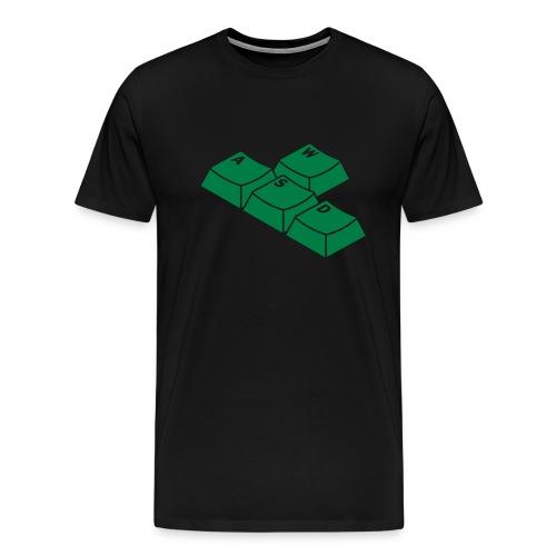Keys of Life - Men's Premium T-Shirt