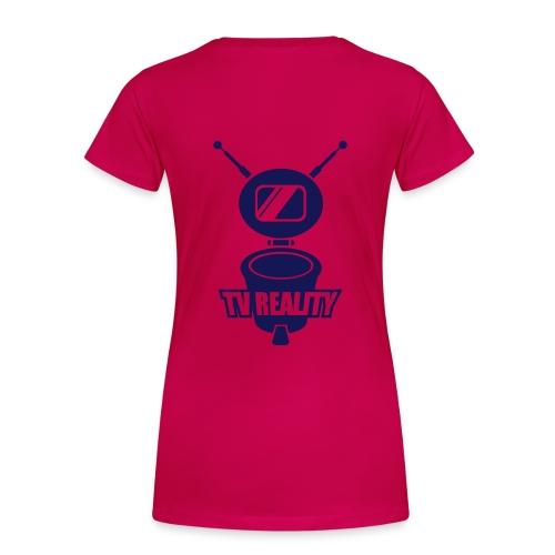 The Real Life Shirt - Frauen Premium T-Shirt