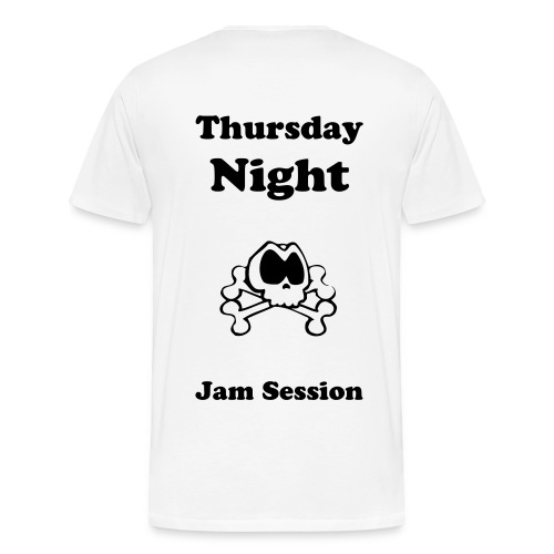 thursday night - Men's Premium T-Shirt