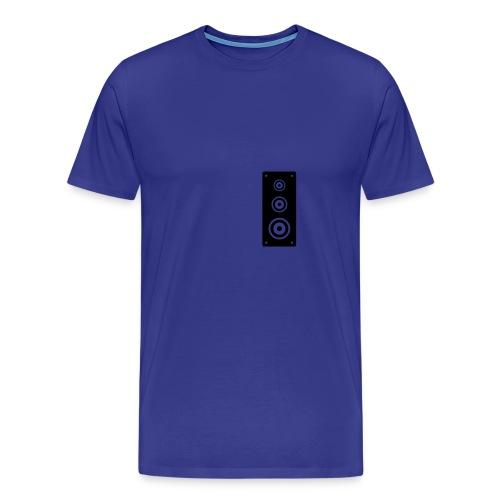Soundsystem - T-shirt Premium Homme
