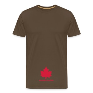 CANADA INSIDE - T-shirt Premium Homme
