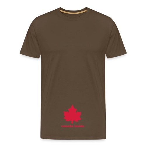 CANADA INSIDE - T-shirt Premium Homme