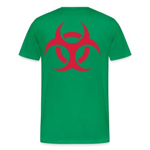 T-Shirt big biohazard - T-shirt Premium Homme