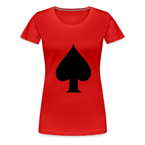 Ace.... - Women's Premium T-Shirt