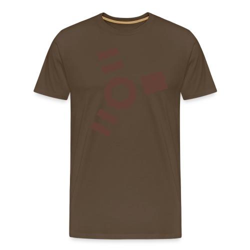 Firewire (subtle) - Men's Premium T-Shirt