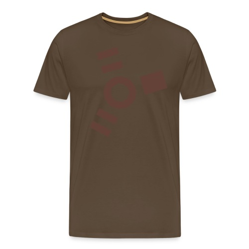 Firewire (subtle) - Men's Premium T-Shirt