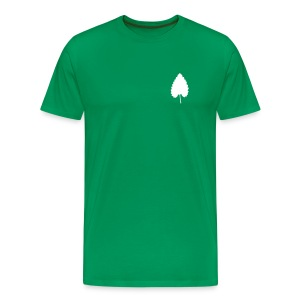 T-shirt Feuille Nepeta (herbe à chat) - T-shirt Premium Homme