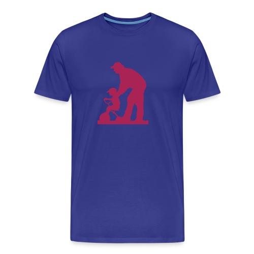 Stedman Comfort - Premium T-skjorte for menn