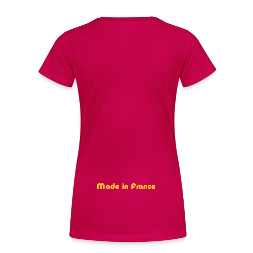 made in france - Naisten premium t-paita