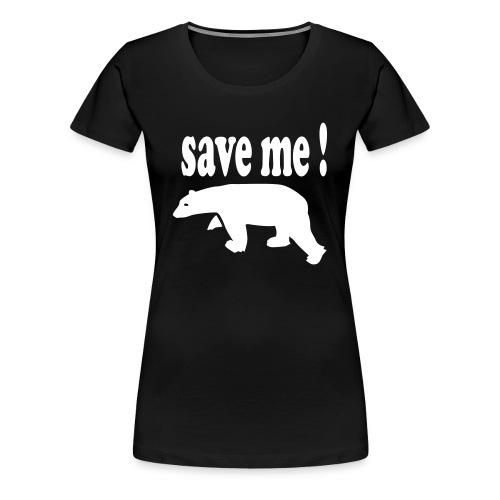 jääkarhu - Naisten premium t-paita
