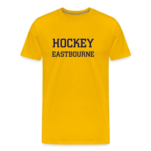 Unisex EB Hockey tee - Men's Premium T-Shirt