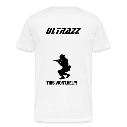 Ultrazz-Rank Shirt - Männer Premium T-Shirt