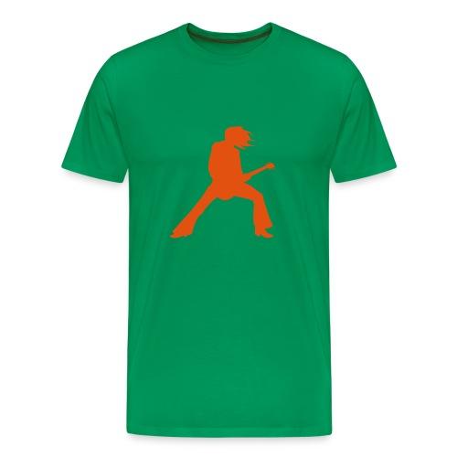 Green Rock T-Shirt - Männer Premium T-Shirt