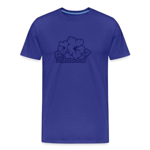 water me - Men's Premium T-Shirt