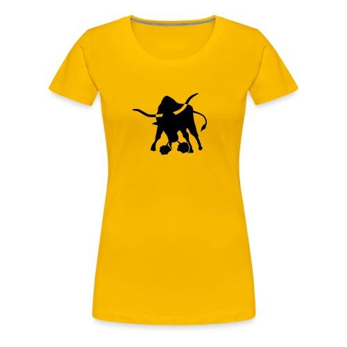 teeshirt - T-shirt Premium Femme