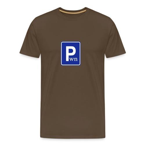 Pwn - Men's Premium T-Shirt