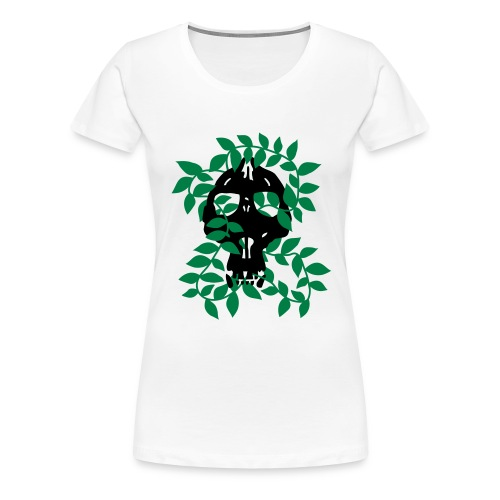 Rest In Leaves - Women's Premium T-Shirt