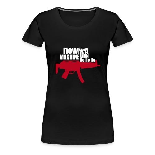 HO HO HO! - Camiseta premium mujer