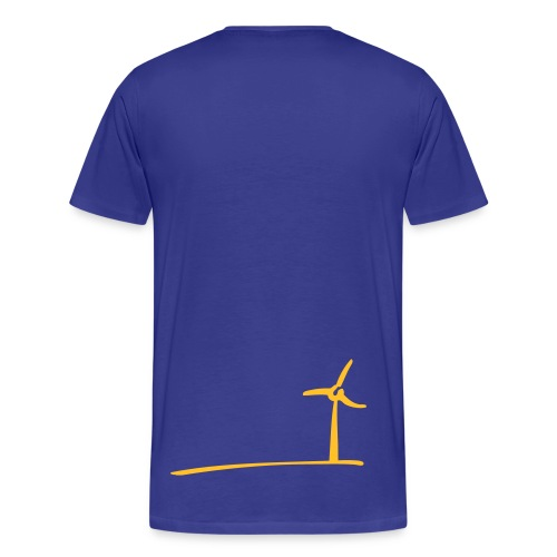 Windmill Shirt  - Männer Premium T-Shirt