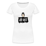T-Shirts ~ Women's Premium T-Shirt ~ jack white - girls