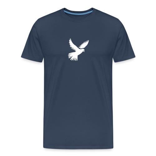 Peace Dove - Männer Premium T-Shirt