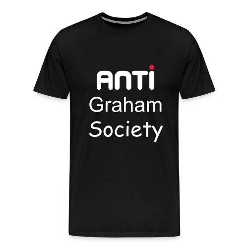 Baggy Anti Graham (£15) - Men's Premium T-Shirt