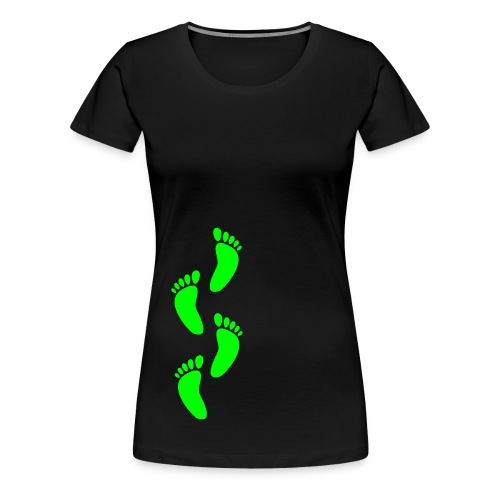 Design by Lesly. - T-shirt Premium Femme
