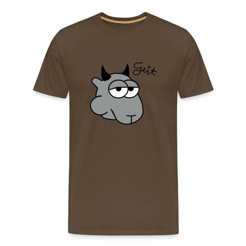 Geit T-Shirt - Men's Premium T-Shirt