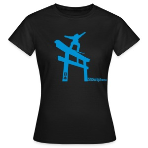 Japan Torii Tee (ladies) - Women's T-Shirt