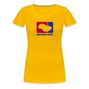 Main Force Patrol (M.F.P.) - Women's Premium T-Shirt