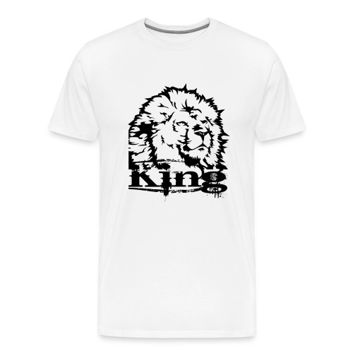 King Layion C - T-shirt Premium Homme