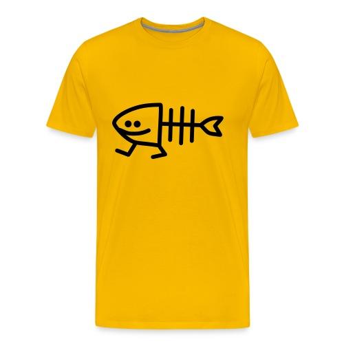 Visbeen Logo T-Shirt - Men's Premium T-Shirt