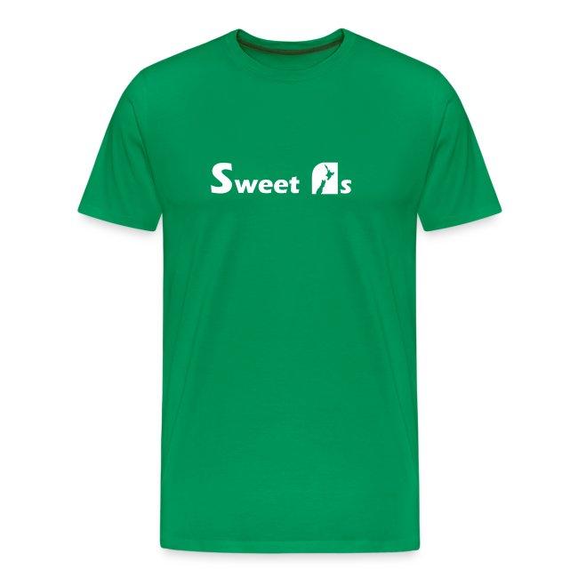 Sweet As Mens T-shirt