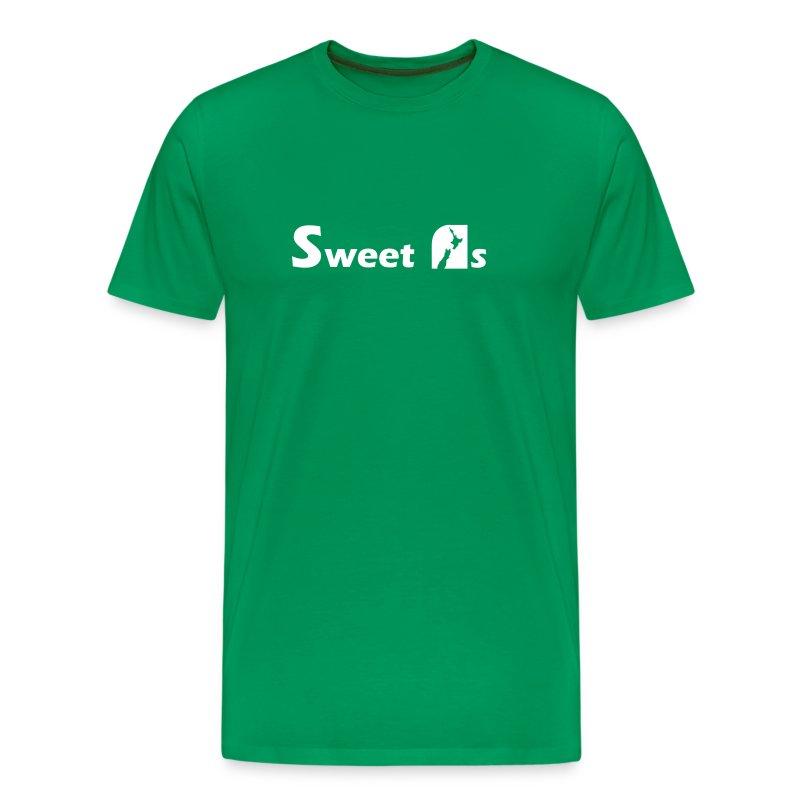 Sweet As Mens T-shirt - Men's Premium T-Shirt