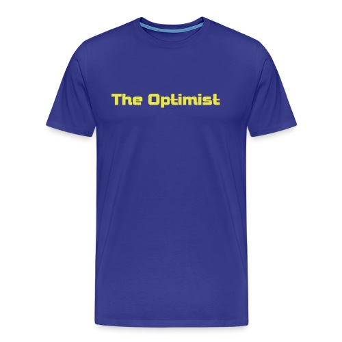 The Optimist - Premium T-skjorte for menn