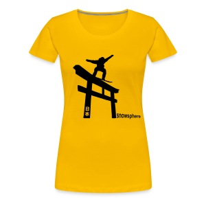 Japan Torii Tee (ladies) - Women's Premium T-Shirt