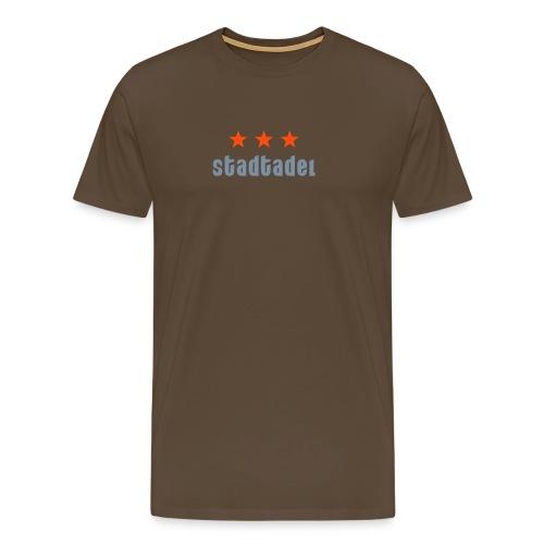 Stadtadel Shirt - Männer Premium T-Shirt